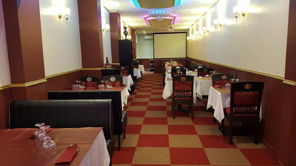 Restaurant Taj Mahal - restaurant indien Reims centre