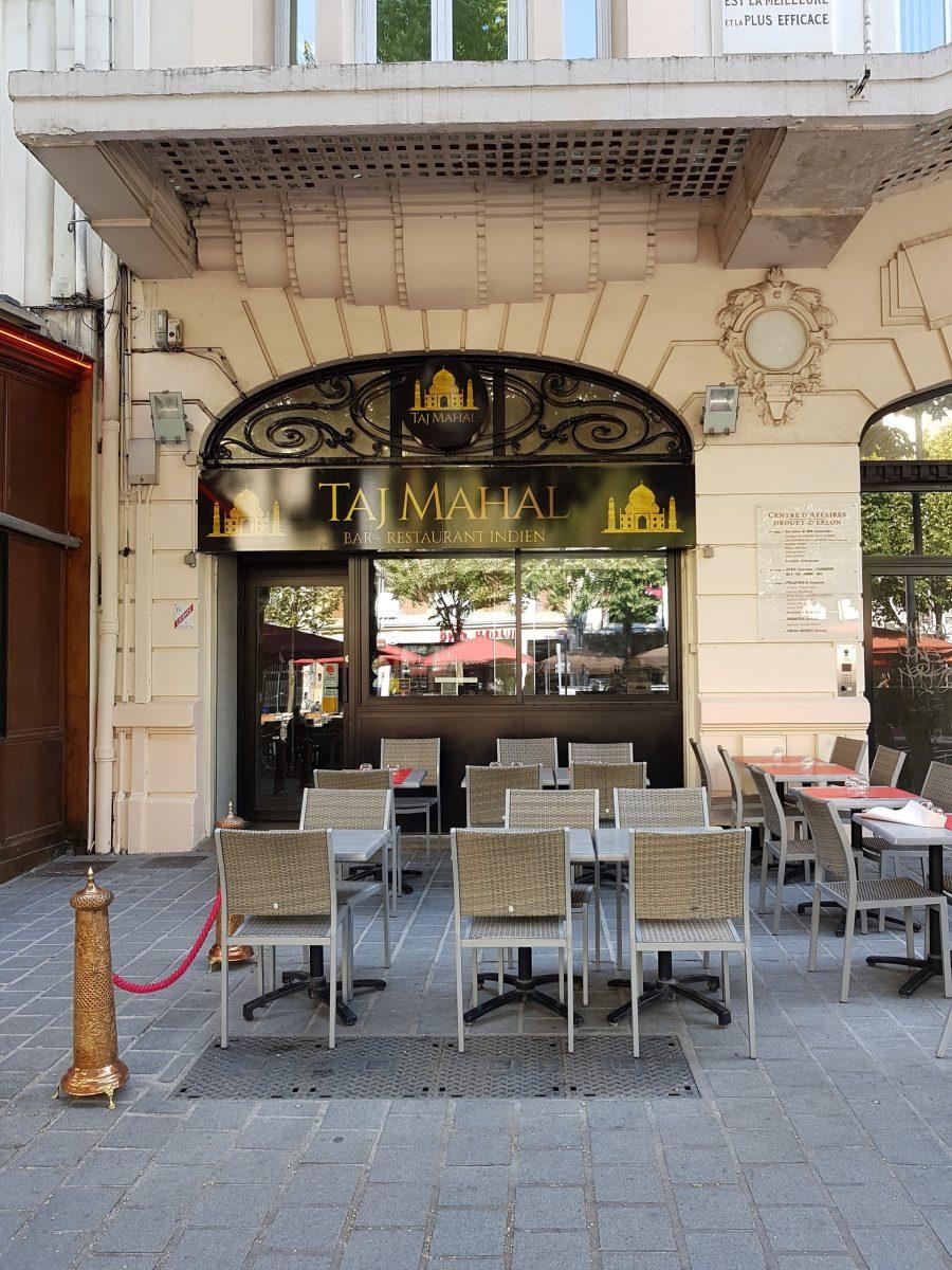Terrasse 60 couverts à place Drouet d'Erlon