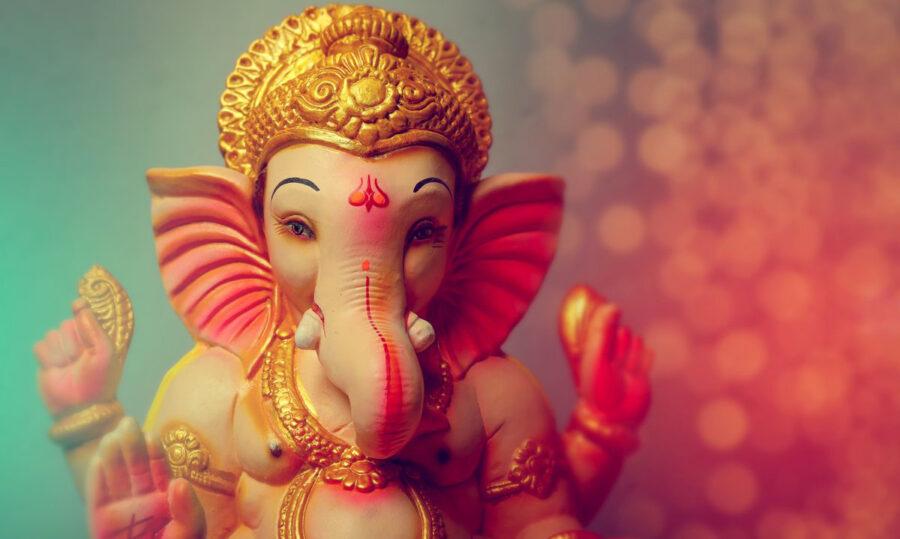 Joyeuse fête de Ganesha Chaturthi