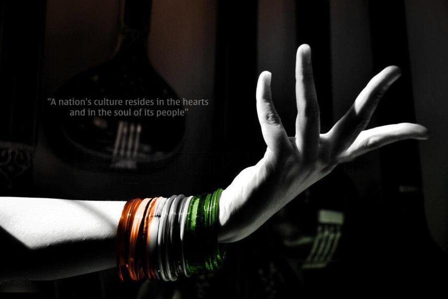 C'est la fête de l'indépendance en Inde